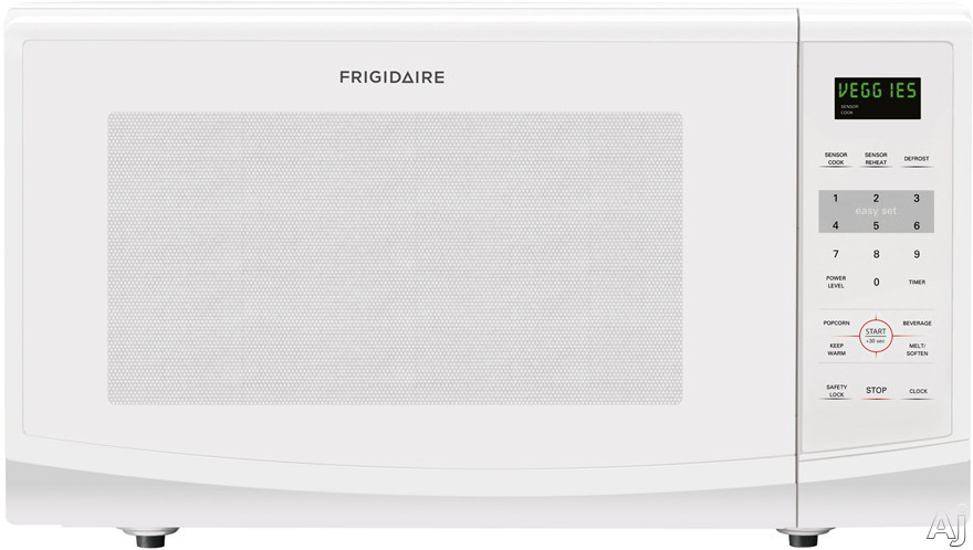 Countertop Microwave At Best Buy : Frigidaire FFCE2238LW 2.2 cu. ft. Countertop Microwave Oven with 1,200 ...
