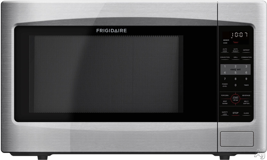 Frigidaire FFCT1278LS 1.2 cu. ft. Countertop Microwave Oven with 1,500 ...