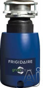 Frigidaire FFDI501DMS 1 / 2 HP Continuous Feed Waste Disposer with 2600 RPM High-Torque GrindPro, U.S. & Canada FFDI501DMS