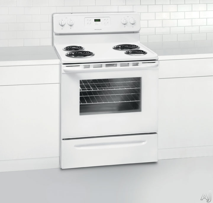Frigidaire Ffef3015pw 30 Quot Freestanding Electric Range With