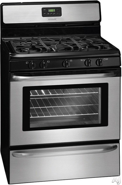 Frigidaire Ffgf3049ls 30 Quot Freestanding Gas Range With 5