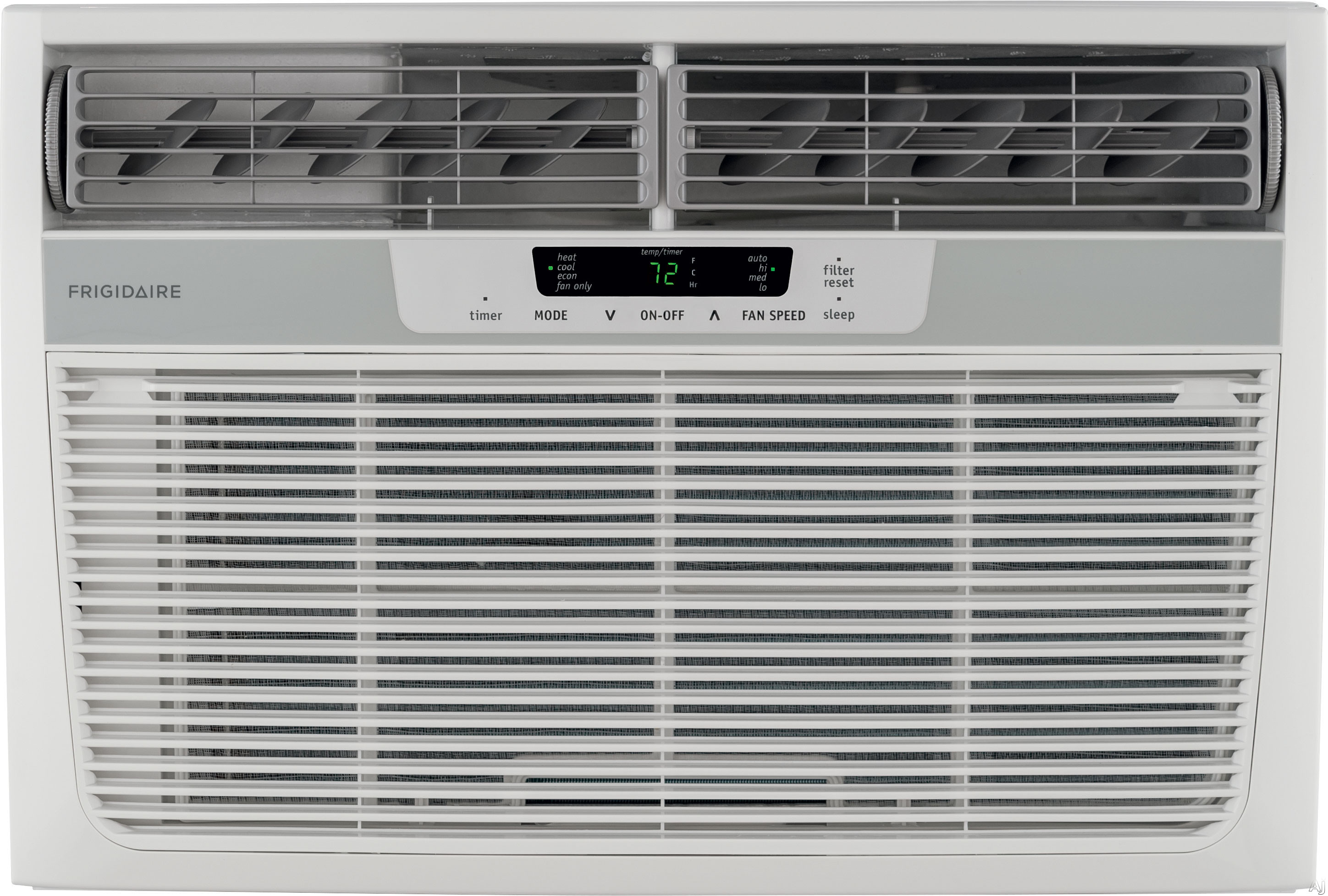 #515759 Frigidaire FRA08PZU1 8 000 BTU Room Air Conditioner With  Highest Rated 14046 Single Room Heater Air Conditioner img with 2897x1956 px on helpvideos.info - Air Conditioners, Air Coolers and more