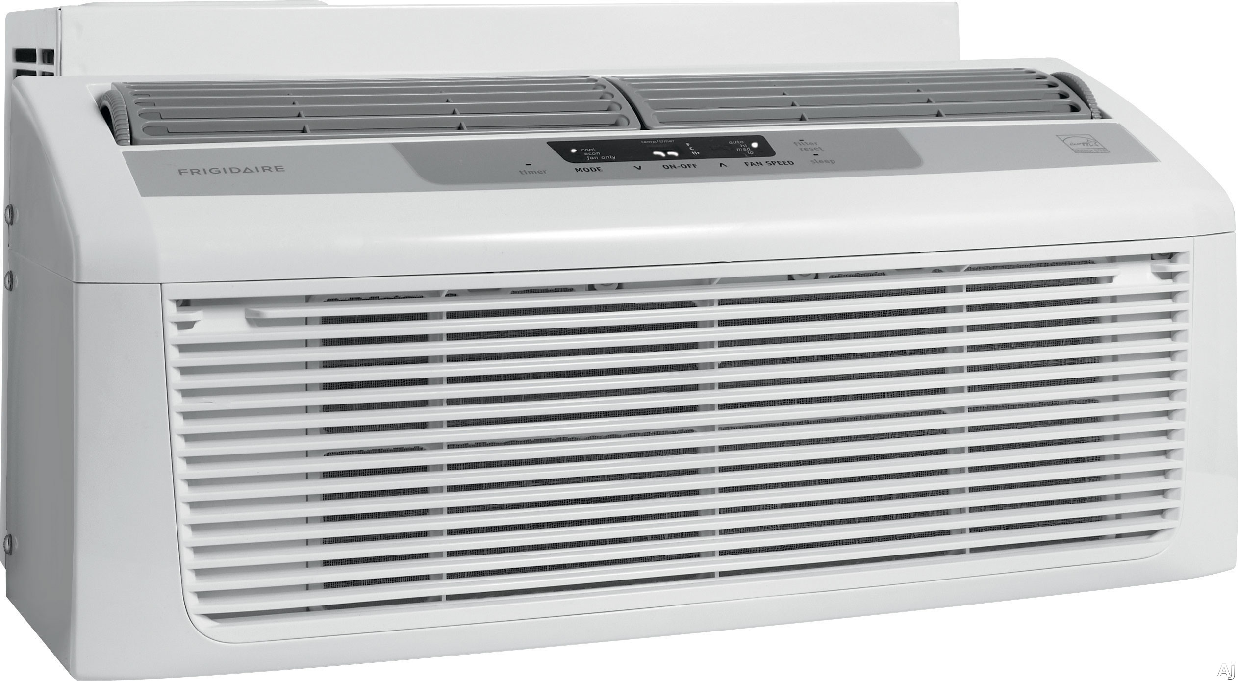 Frigidaire ffrl0633q1 6 000 btu low profile window air for 12 inch high window air conditioner