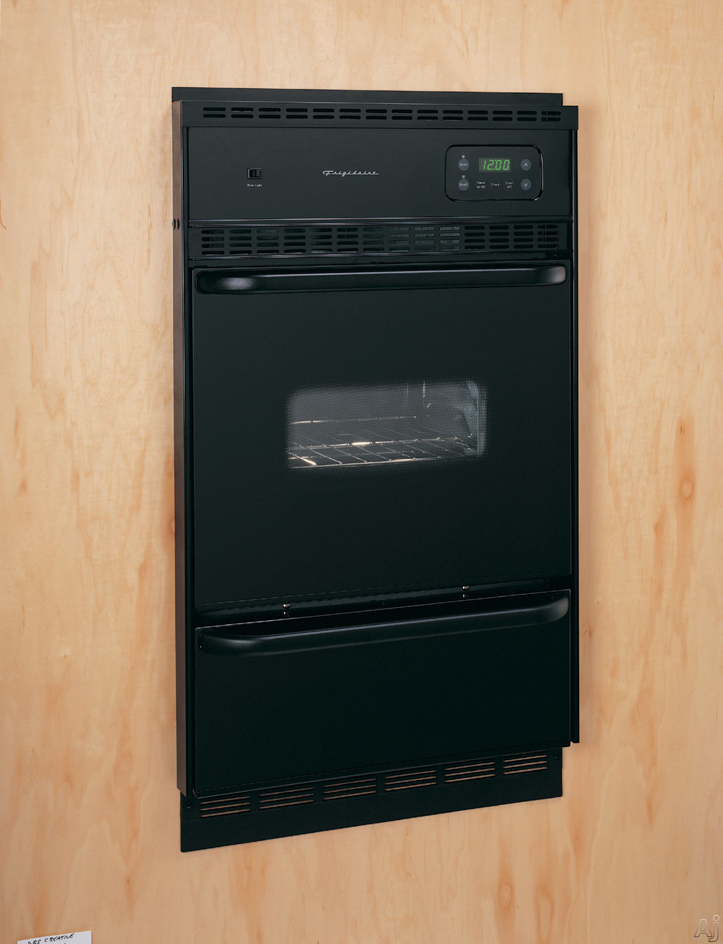 Frigidaire Fgb24l2ab 24 Single Gas Wall Oven With Manual