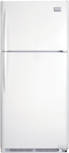 Frigidaire Gallery Series FGHT1832PP 18.3 cu. ft. Top-Freezer Refrigerator with SpillSafe Sliding, U.S. & Canada FGHT1832PP