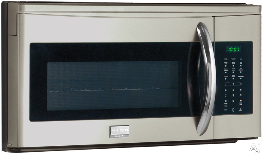Frigidaire Fgmv174km 1 7 Cu Ft Over The Range Microwave