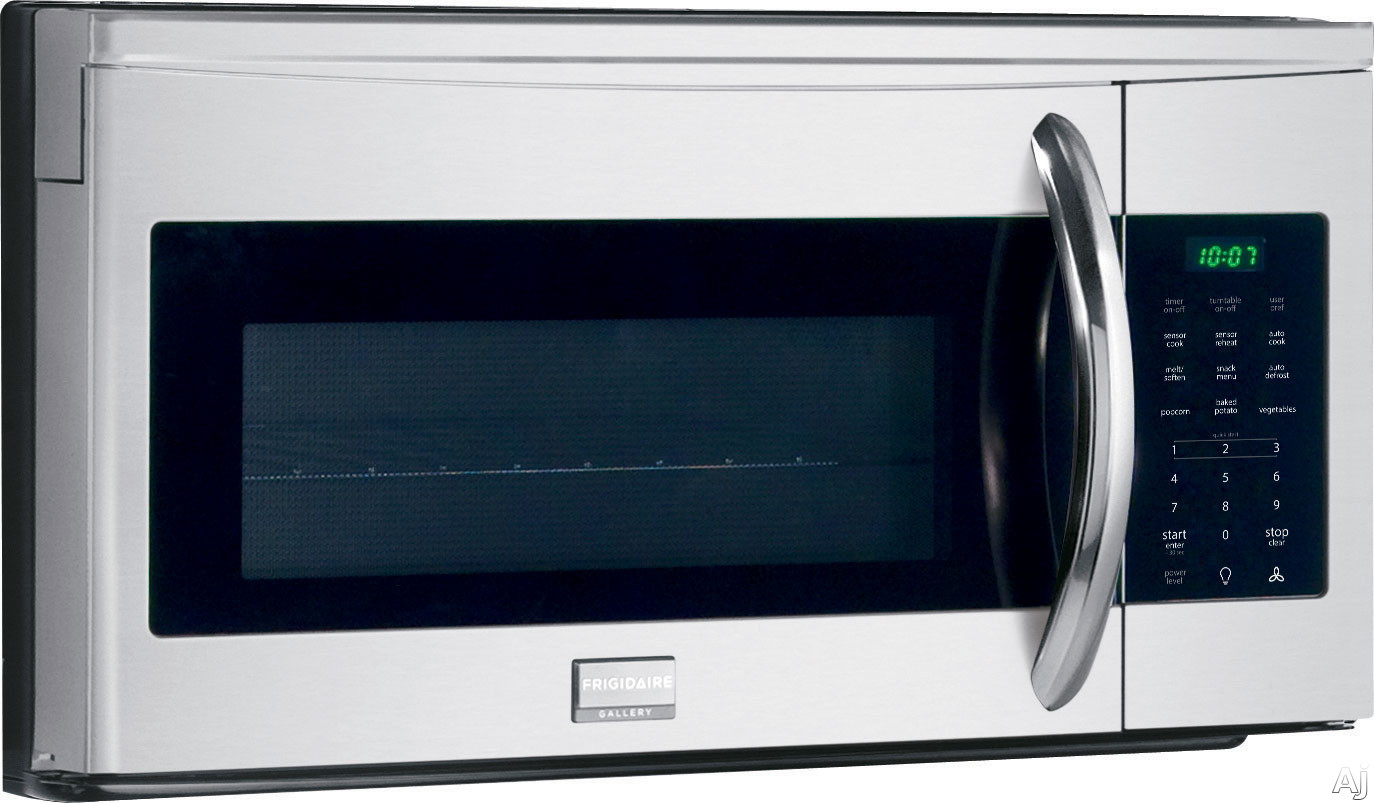 Frigidaire Fgmv175qf 1 7 Cu Ft Over The Range Microwave