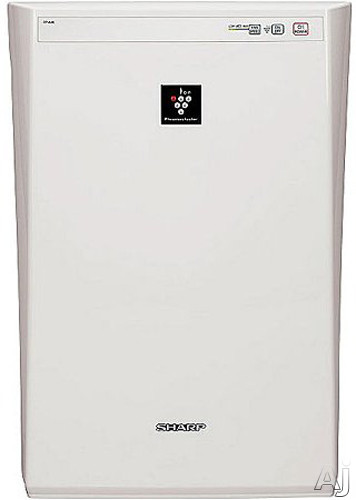 FPA40UW Plasmacluster 99.97% HEPA Air Purifier With Washable Pre-Filter  Active Carbon Filter  Plasmacluster Ion Technology  Simple Touch Operation  and 290846