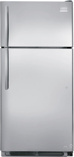 Frigidaire Professional Series FPHI1888PF 18.3 cu. ft. Top-Freezer Refrigerator with SpillSafe Glass, U.S. & Canada FPHI1888PF