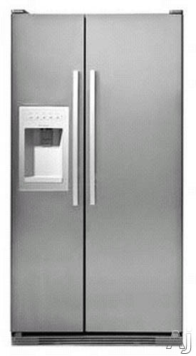 21.6 cu. ft. Side-By-Side Refrigerator