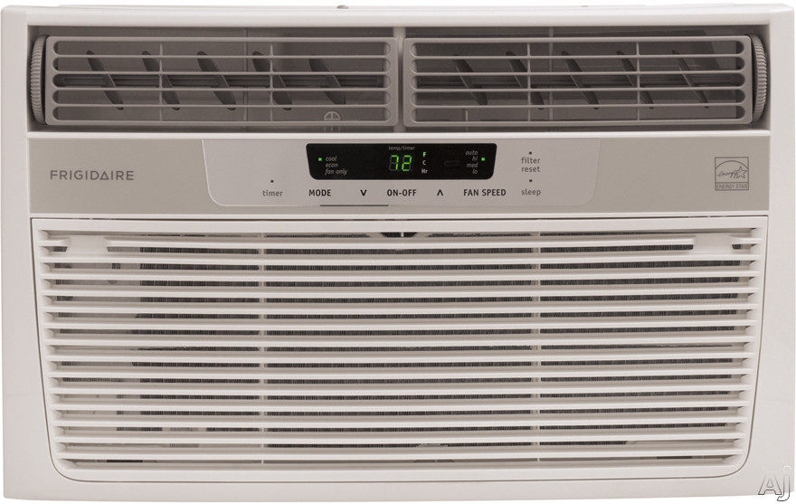 Frigidaire FRA065AT7 6,000 BTU Window Room Air Conditioner with 10.7