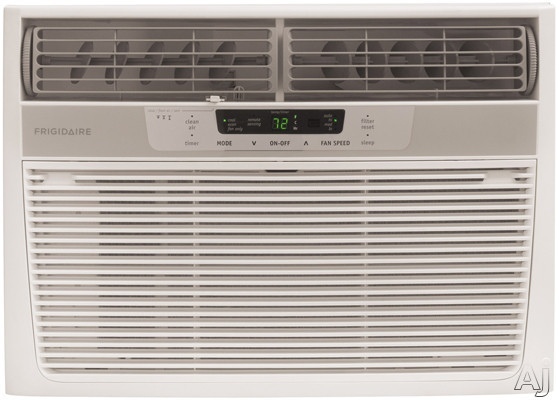 Frigidaire FRA123CV1 12,000 BTU Window Air Conditioner with 640 Sq. Ft. Cooling Area, 9.8 EER, U.S. & Canada FRA123CV1