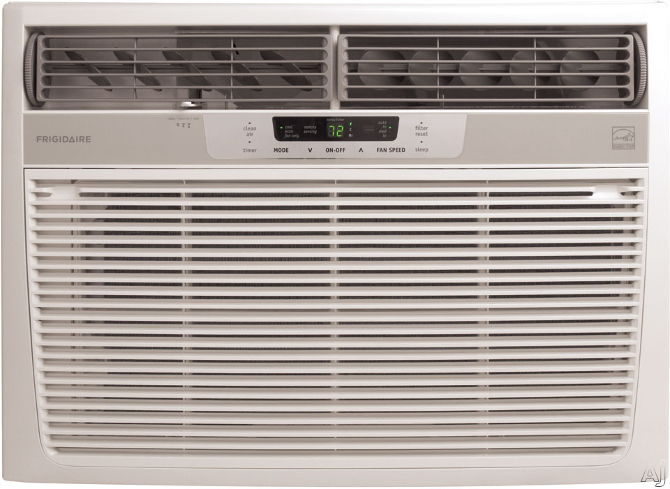 Frigidaire FRA184MT2 18,500 BTU Room Air Conditioner with 10.7 EER, R-410A Refrigerant, 5.5 Pts/Hr Dehumidification, 24 Hr. Timer, Energy Saver, Remote Control and 230/208 Volts FRA184MT2