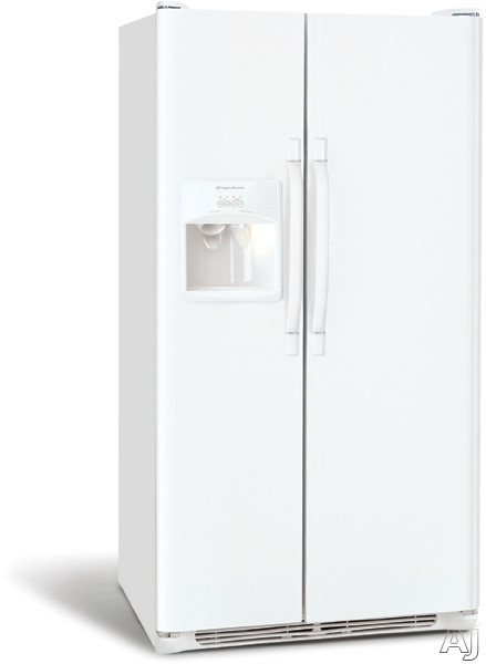 Whirlpool Gold Gd5nvaxst 25 6 Cu Ft Side By Side