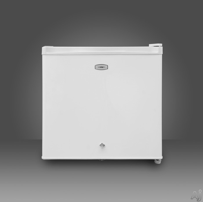 Summit FS20L7 1.6 cu. ft. Upright Freezer with Manual Defrost, Capable of 20 Degrees C Operation and, U.S. & Canada FS20L7