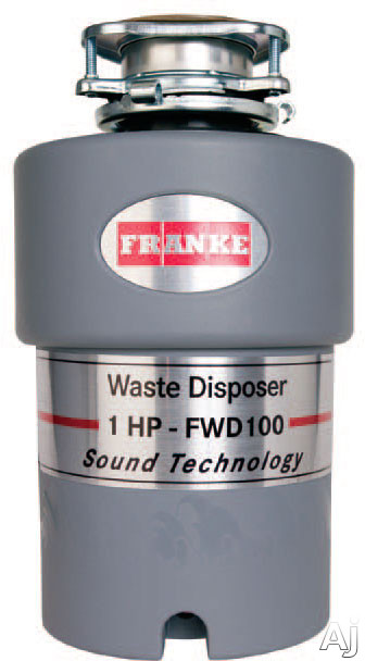 1 HP Waste Disposer