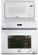 27-Inch Electric Wall Oven/Microwave