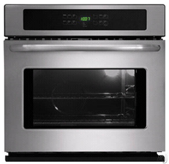 30-in. Single Electric Wall Oven-Stainless Steel
