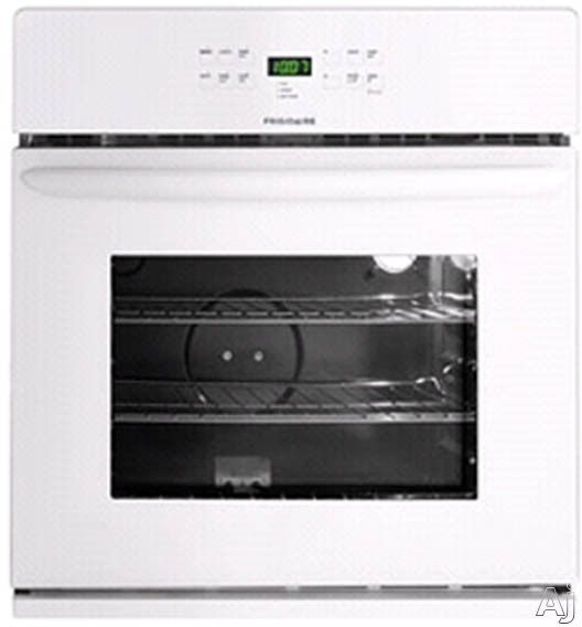 30-in. Single Electric Wall Oven-White