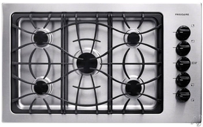36-in. Gas Cooktop-Stainless Steel