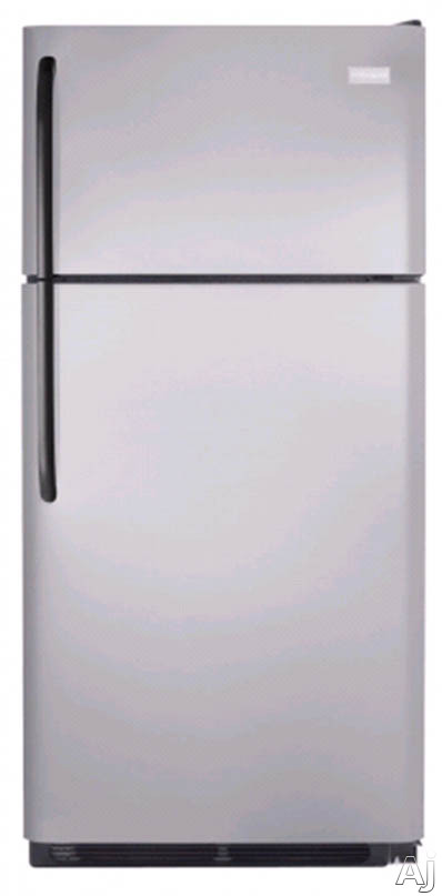18.2 cu. ft. Top Freezer Refrigerator-Silver Mist