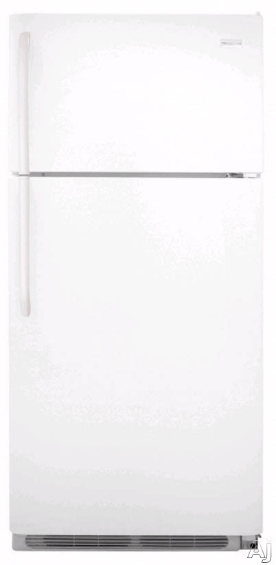 Frigidaire FFTR1814LW 18.2 cu. ft. Top Freezer Refrigerator with 2 SpaceWise Adjustable Wire, U.S. & Canada FFTR1814LW