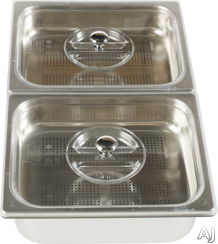 Ilve G00202 Basins for Steam Cooking, U.S. & Canada G00202