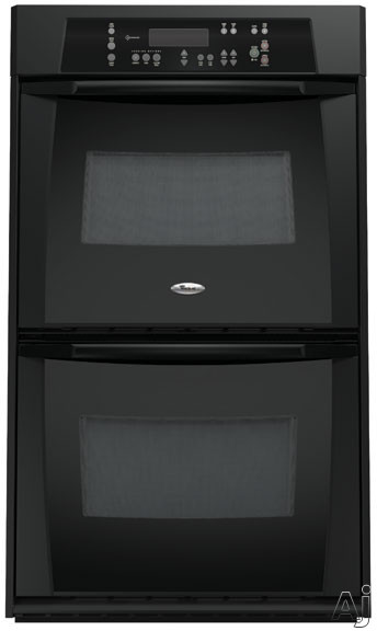 Whirlpool Gbd277prb 27 Quot Double Electric Wall Oven With