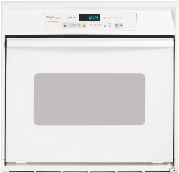 Whirlpool Gbs307pdt 30 Quot Built In Single Wall Convection