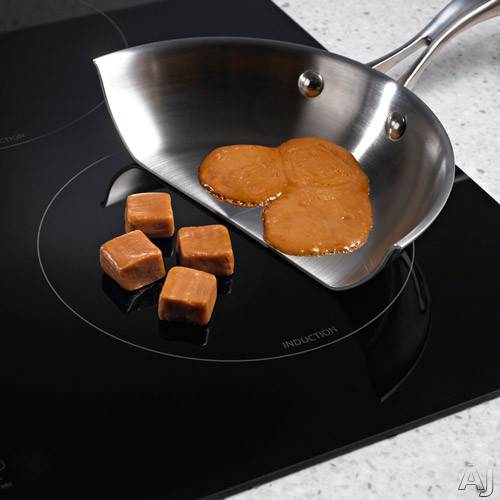 Induction Technology Demonstration - Caramel