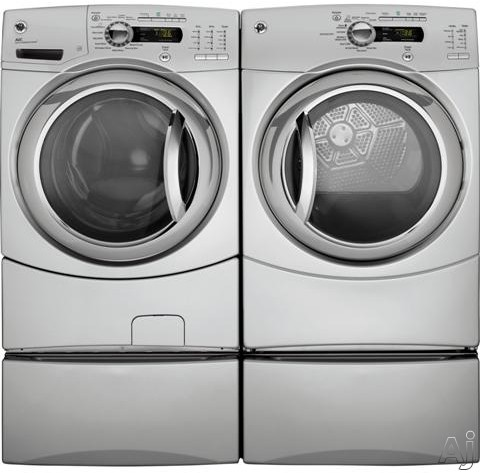With Matching Dryer and Pedestals (Sold Separately)
