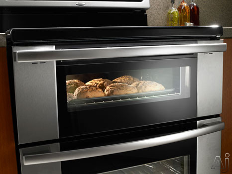 Top Oven (Stainless Steel Model Shown)
