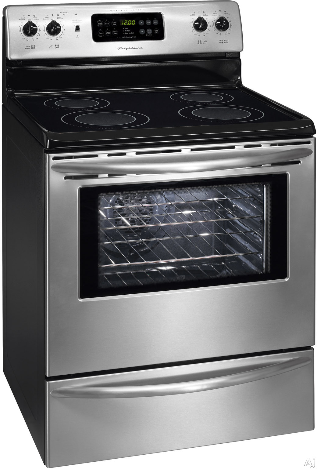 Frigidaire Gallery Professional Series Oven Instruction Manual Guide