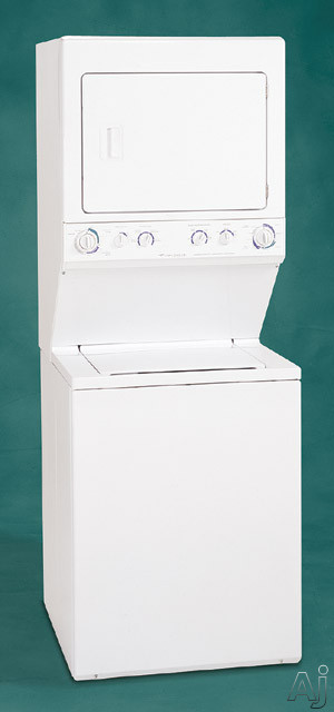 """Hertz Auto Sales >> Frigidaire GLET1031FS 27"""" Electric Laundry Center with 3.0 Cu. Ft. Wash Capacity, 10 Wash Cycles ..."""