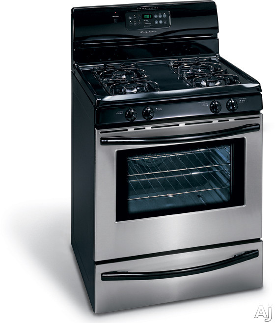 Frigidaire stove with convection oven