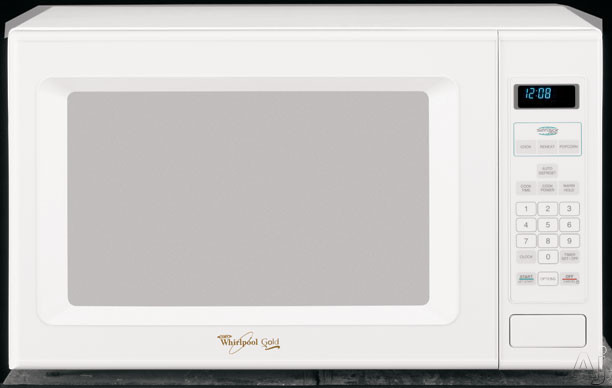 Countertop Microwave In Bisque Color : Whirlpool GT4175SPT 1.7 Cu. Ft. Countertop Microwave Oven with 1200 ...