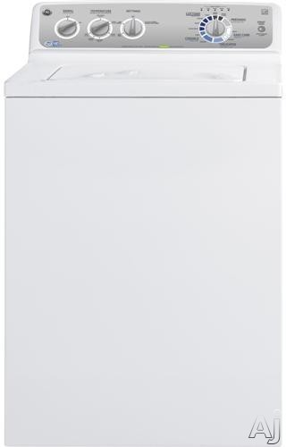Ge Gtwn4950lws 27 Quot Top Load Washer With 3 6 Cu Ft