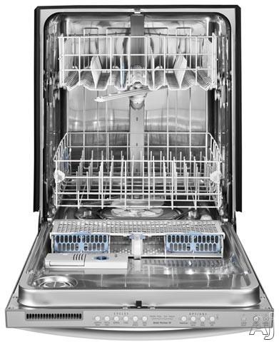 Whirlpool Gu3200xtxy Fully Integrated Dishwasher With Nylon Racks Direct Feed Wash Hard Food