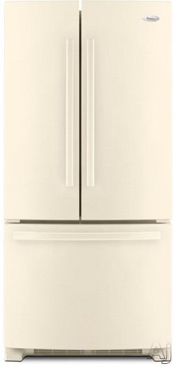 Whirlpool Gx2fhdxvt 22 Cu Ft French Door Refrigerator