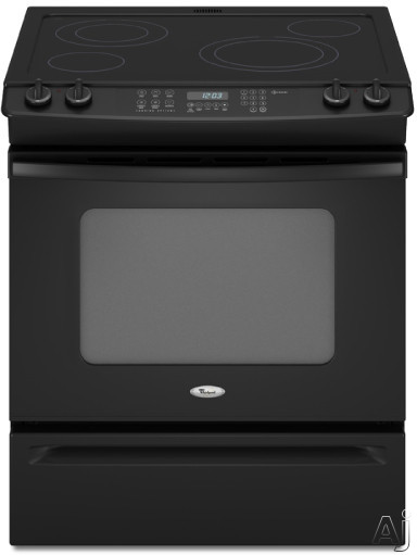 Whirlpool Gy399lxub 30 Quot Slide In Electric Range With 4