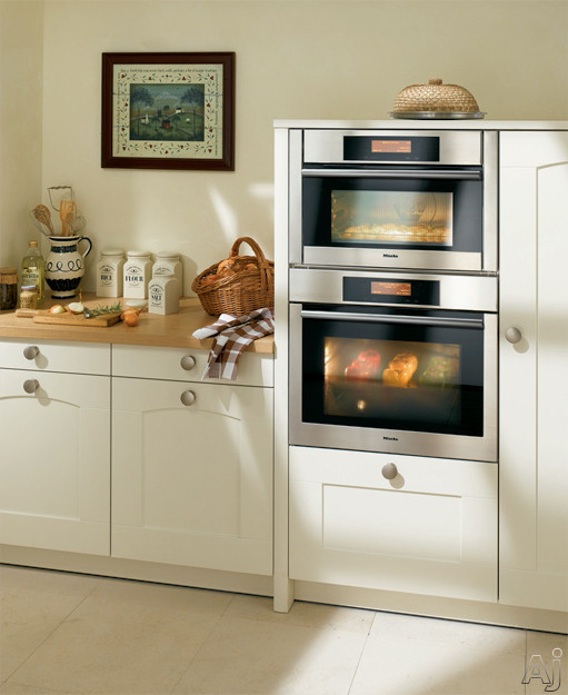 Miele H4082bm 24 Quot Speed Wall Oven With True European