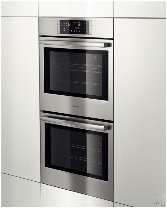 Bosch Hbl8651uc 30 Inch Double Electric Wall Oven With 4 6
