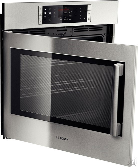 Bosch Hblp451luc 30 Quot Single Electric Wall Oven With 4 6 Cu