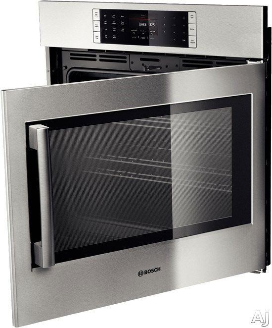 Bosch Hblp451 30 Quot Single Electric Wall Oven With 4 6 Cu