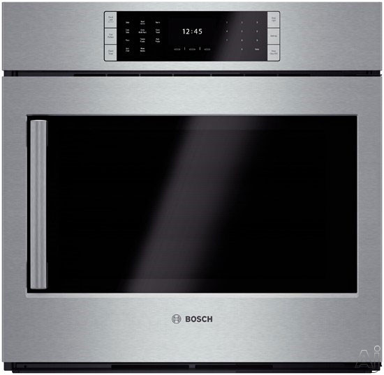 Bosch Hblp451ruc 30 Quot Single Electric Wall Oven With 4 6 Cu