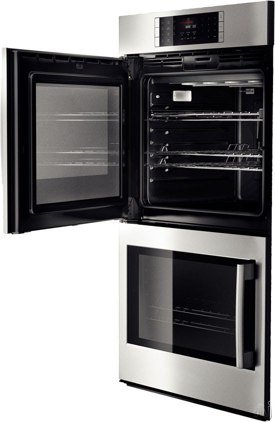 Bosch Hblp651luc 30 Quot Double Electric Wall Oven With 4 6 Cu