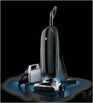 Hoover Platinum Collection UH30010COM Lightweight Bagged Upright with 5.5 Amp Power, Portable Canister Vacuum, HEPA Filtration, WindTunnel Technology and Check-