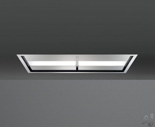 "Futuro Futuro Skylight Series IS54SKYLIGHT 54"" Ceiling / Soffit Mount Range Hood with Dual 940 CFM, U.S. & Canada IS54SKYLIGHT"