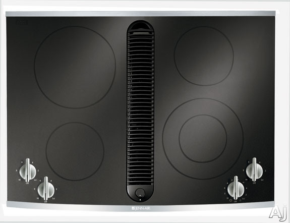 Jenn Air Jed8430bds 30 Quot Downdraft Electric Cooktop With