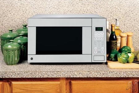 Ge Jes1142spss 1 1 Cu Ft Countertop Microwave Oven With